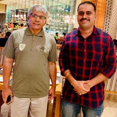 Indian Politician Shri. Prakash Ambedkar